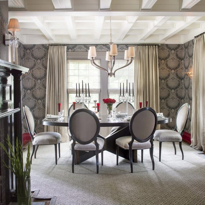 Connecticut Showhouse Dining Room