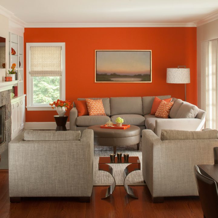 Colorful Scarsdale Interior